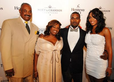 Kanye Parents