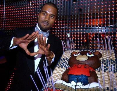 Kanye Cake