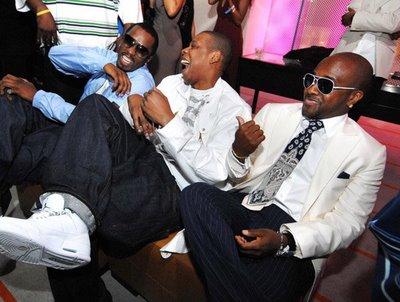 Diddy Jay-Z JD