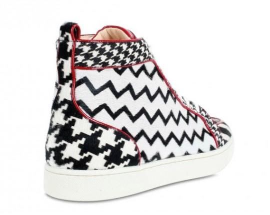 classic Christian Louboutin Rantus Orlato High-Top Sneakers outlet big discount dandIBOuG