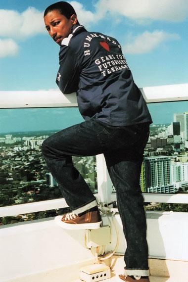 Jadeo Formación ocupado  huge-human-made-2012-spring-summer-collection-editorial-featuring-pharrell- williams-2 | LeRockBox Online Magazine