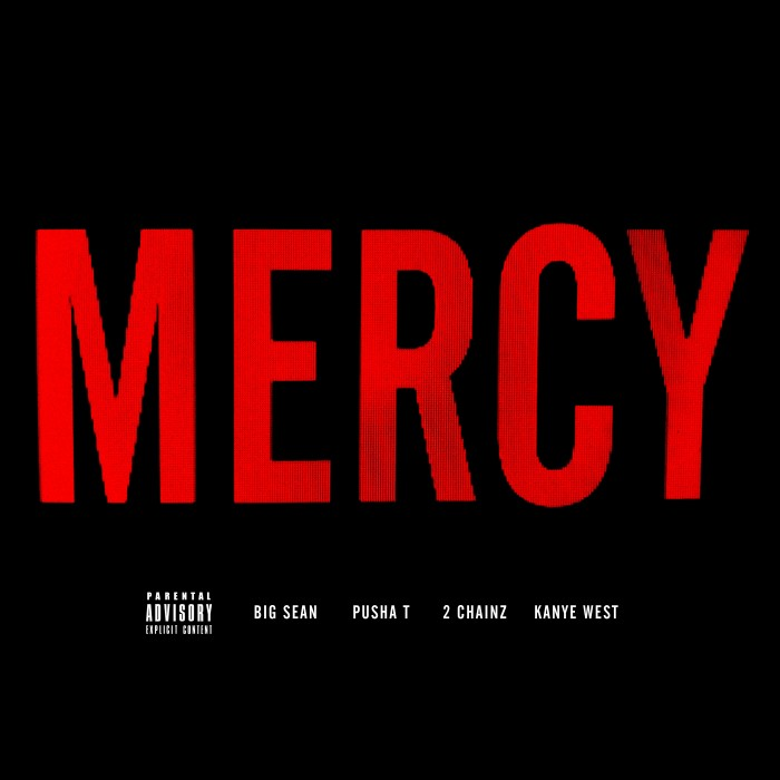Kanye west, big sean, 2 chainz, pusha t mercy (gld remix): trap.