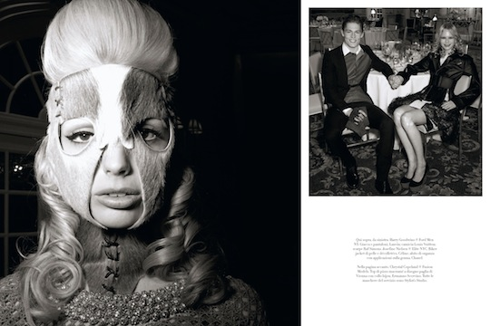 fashion editorial vogue italia prom night